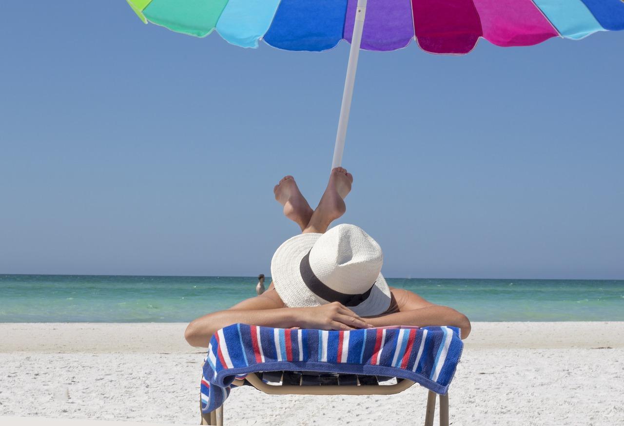 bijstand en op vakantie