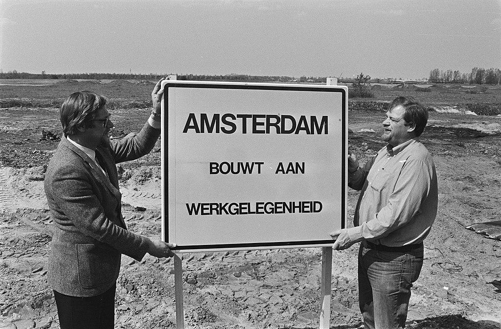 Amsterdamse aanpak statushouders