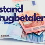 Ruim 760.000 Euro aan bijstand terugbetalen