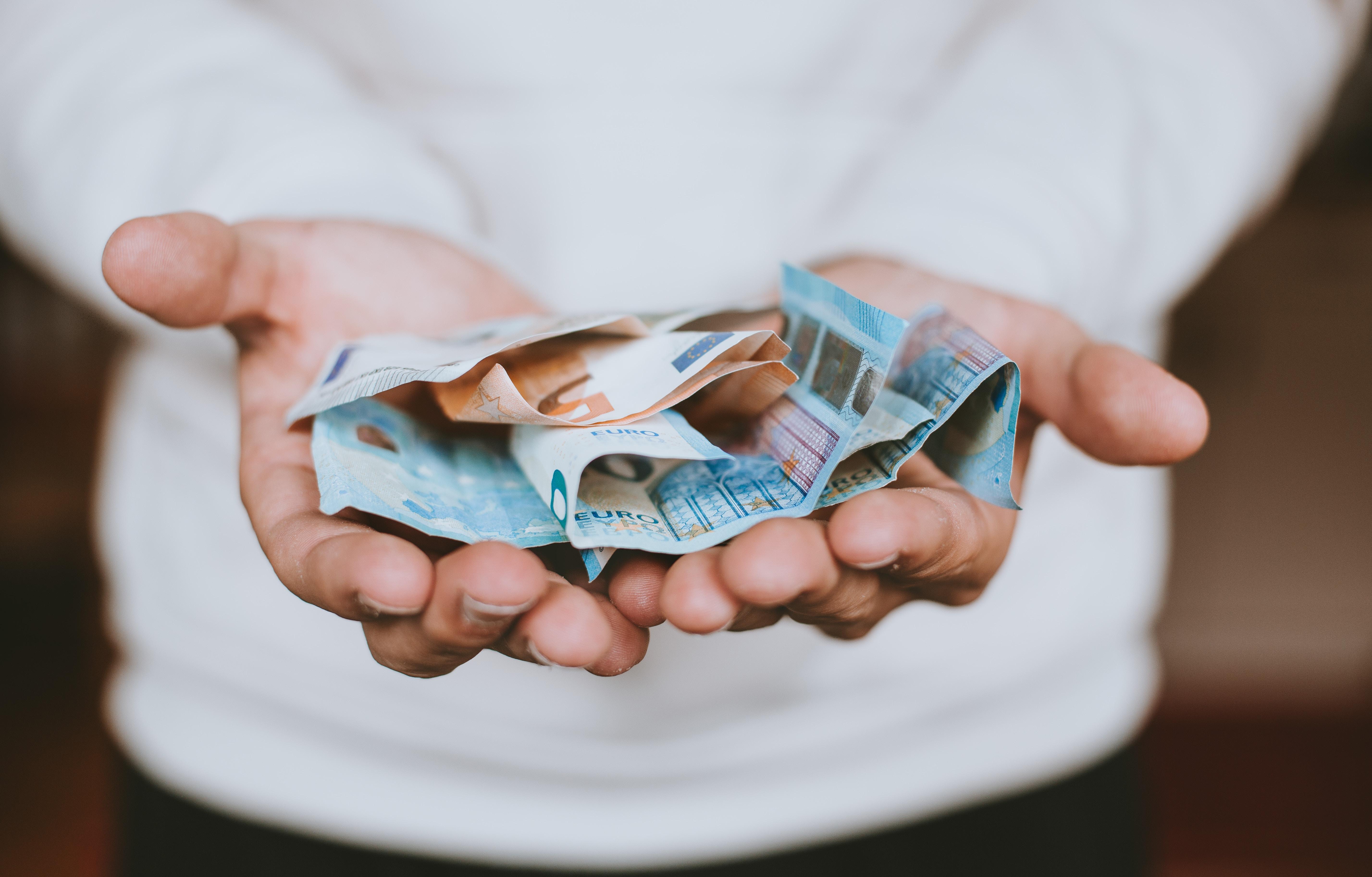 bijstandsuitkering terugbetalen