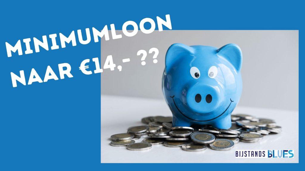 Minimumloon omhoog