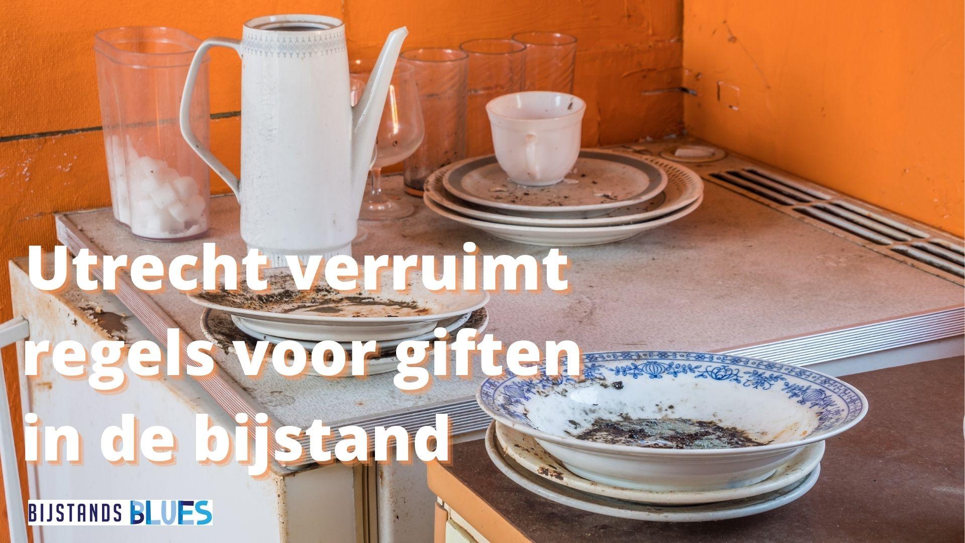 Utrecht verruimt regels voor giften in de bijstand