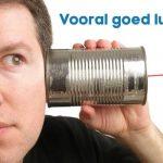 Vertrouwensexperiment in de bijstand: vooral goed luisteren