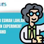 Wethouder Esmah Lahlah: bevindingen experiment bijstand