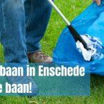 De basisbaan in Enschede is van de baan. Voorlopig.