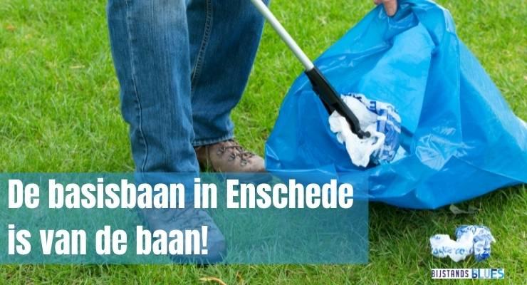 basisbaan in Enschede